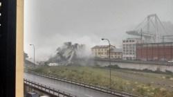 """Prokurator z Genui o katastrofie: """"To nie fatum, ale błąd ludzki"""""""