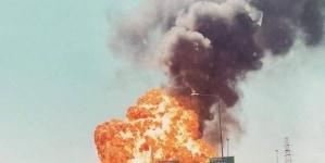 Policja publikuje drastyczne nagranie z eksplozji w Bolonii [WIDEO]