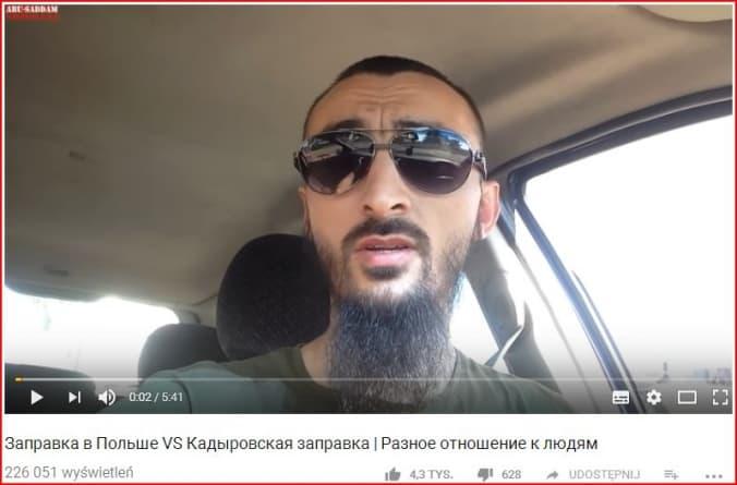 """[OPINIA] Błaszkowski: """"Polacy, podgląda nas 225 494 Czeczenów i Rosjan!"""""""