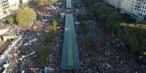 Argentyna za życiem. Ponad pół miliona osób przeciwko aborcji