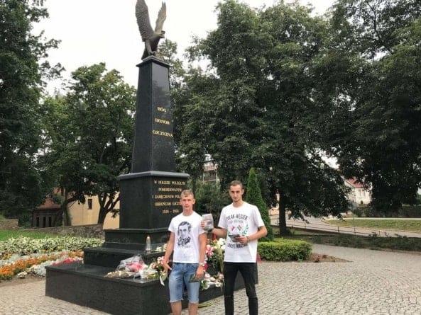 """Akcja Obozu Narodowo-Radykalnego: """"W obronie dobrego imienia Polski"""""""