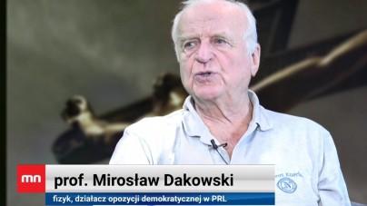 prof. Dakowski: POPiS skonstruował nam pseudo-proporcjonalną ordynację wyborczą po to, żeby wymieniać się władzą