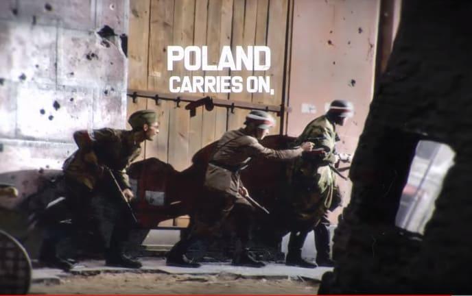 """Świetny spot o Powstaniu Warszawskim! """"Frantic 7"""""""
