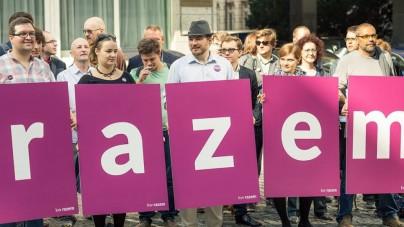 Wielka porażka skrajnie lewicowej partii Razem. Polacy nie poparli ich propozycji