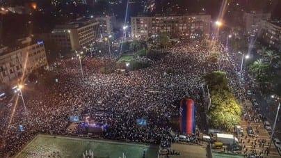 Ogromna demonstracja w Izraelu. Wszystko przez nową ustawę