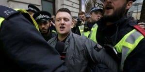 Tommy Robinson skazany na 9 miesięcy więzienia