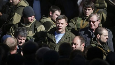 Nie żyje lider donieckich separatystów