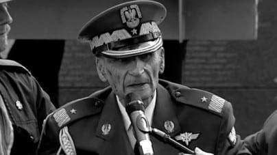 Nie żyje generał Zbigniew Ścibor-Rylski