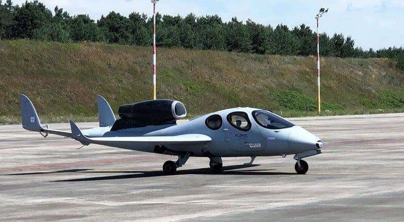 Nowy samolot polskiej konstrukcji