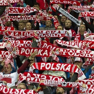 UEFA ukarała PZPN za mecz Włochy – Polska