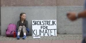 """Ekooszołomka Greta Thunberg z największą szansą na Nobla: """"Ma nagrodę w kieszeni"""""""