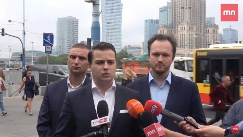 Rzecznik Marszu Niepodległości w ogólnopolskich stacjach telewizyjnych [SZCZEGÓŁY]