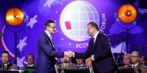"""Premier Litwy """"Człowiekiem Roku"""" na Forum w Krynicy. Nie poruszono kwestii Polaków na Litwie"""