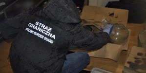 Straż Graniczna dokonała zatrzymania grupy przestępczej. Przemycali oni papierosy z Ukrainy