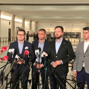 """Organizatorzy Marszu Niepodległości zaprosili prezydenta. ,,Mimo różnic idźmy razem pod biało-czerwonymi flagami"""""""