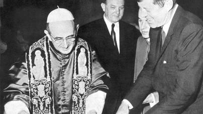 Paweł VI ogłoszony świętym Kościoła katolickiego