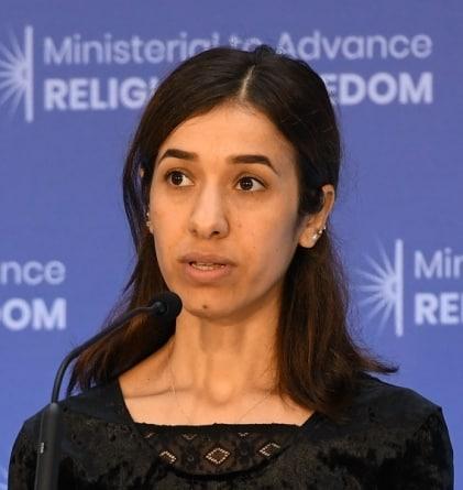 Nadia Murad, laureatka nagrody nobla: Pierwszą rzeczą, którą zrobili, było zmuszenie nas do przejścia na islam. Później zrobili, co chcieli
