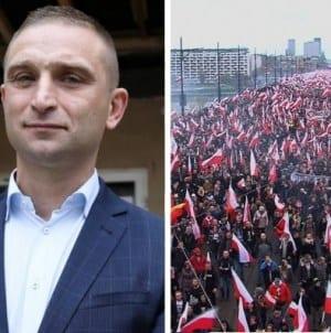 Robert Bąkiewicz ponownie wybrany prezesem Stowarzyszenia Marsz Niepodległości