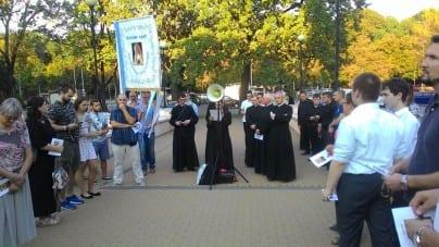[WYDARZENIE] 14.10 Wspólna modlitwa pod Szpitalem Bielańskim