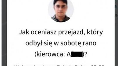 W drodze z Warszawy: Muzułmański kierowca Ubera molestował pasażerkę