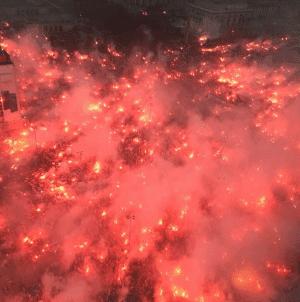 Chorwacka telewizja przeprasza za kłamstwa na temat marszu rządowego i pluje na Marsz Niepodległości