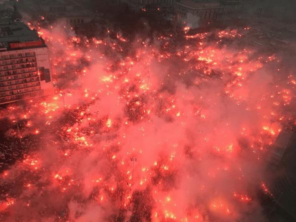 Wielki Marsz Niepodległości przeszedł ulicami Warszawy – 150 tysięcy Polaków świętowało niepodległość