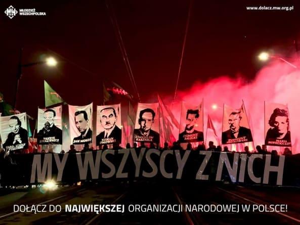 """Młodzież Wszechpolska szkoli członków: """"Nacjonalizm w dobie wyzwań współczesności"""""""