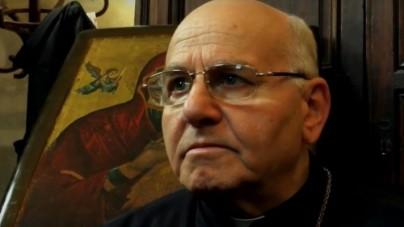 Arcybiskup z Aleppo wychwala Polskę i Węgry. Do tego krytykuje pomoc w wyjazdach z Syrii.