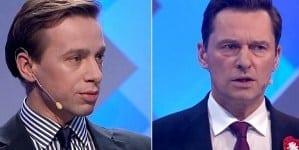 Dzisiaj dwie duże debaty, Polsat i TVN. Będą Bosak i Winnicki