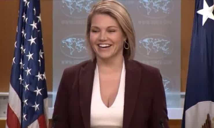 """Rzecznik Departamentu Stanu USA: """"Ambasador Mosbacher dobrze sobie radzi"""""""