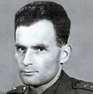 Szwecja nie wyda zbrodniarza, byłego stalinowskiego sędziego Stefana Michnika