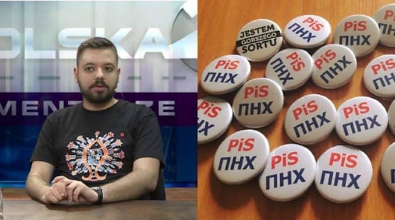 Ukraiński dziennikarz porównał Polaków do zwierząt. PiS dał mu 40 tys. zł dotacji