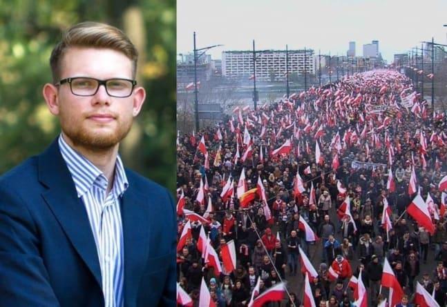 """Kalinowski: """"Marsz Niepodległości ma w Polsce więcej zwolenników niż przeciwników"""""""