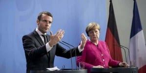"""Zjednoczenie Narodowe ostro o porażce Macrona:  """"Prezydent i jego polityka zostały odrzucone"""""""