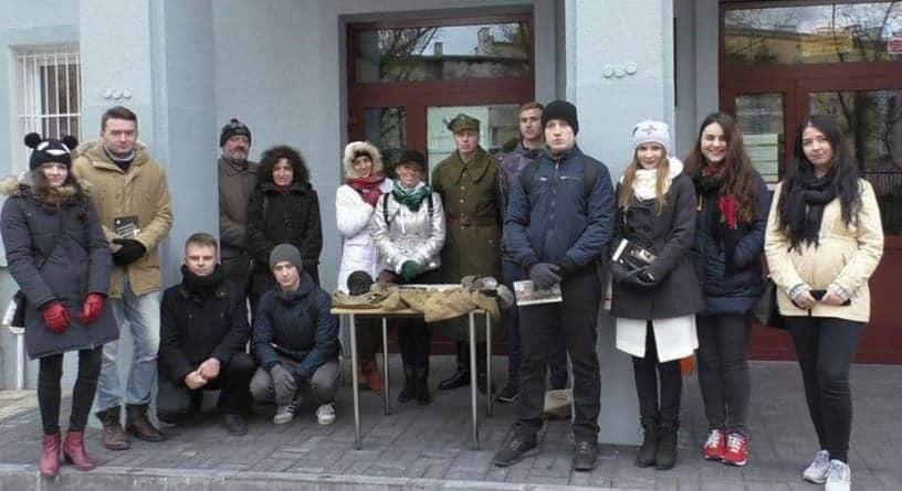 Przejście szlakiem pamięci Żołnierzy Wyklętych w Lublinie