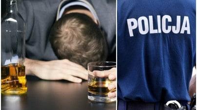 Olsztyńska policja zatrzymała pijanych rodziców