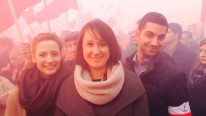 Siarkowska rozkłada na łopatki przeciwników Marszu Niepodległości. Boniek też dostał odpowiedź
