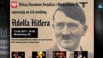 """""""Urodziny Hitlera"""". Portal wPolityce opublikował szokujące zdjęcia dziennikarza TVN"""
