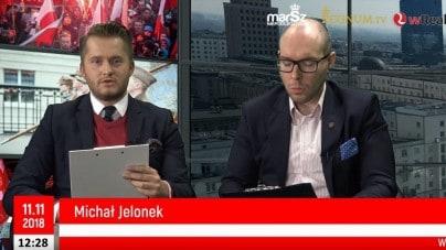 Ogromny sukces niezależnych mediów. Ponad 700 tys. Polaków oglądało na żywo Marsz Niepodległości [WIDEO]