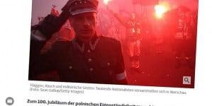 """Niemiecka gazeta nazwała rekonstruktorów """"bandytami"""". Teraz zapłaci odszkodowanie?"""