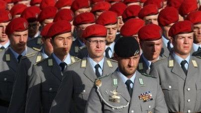 Terroryści w niemieckiej armii? Trwa śledztwo w sprawie Turków