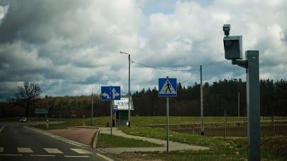 Dwa razy więcej fotoradarów na polskich drogach