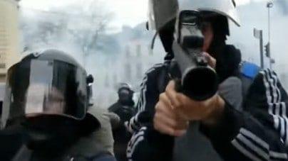 Francja: Brutalna egzekucja na imigranckim blokowisku