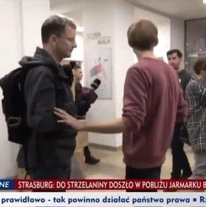 HIT! Jaok wyrzucony z lewackiego Teatru Powszechnego. Tak wygląda czerwona wolność słowa