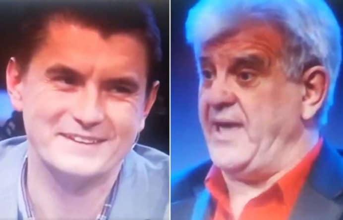 """Ostro w TVP Info! Program zakończył się awanturą. """"Jesteś zwykłym cwelem"""" [VIDEO]"""