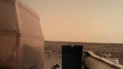 Chiny nie ustają w dążeniach podróży na Marsa