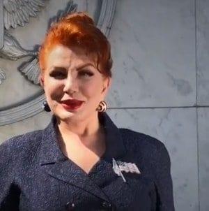 """Georgette Mosbacher: """"Amerykański i polski żołnierz będą działać ramię w ramię"""""""