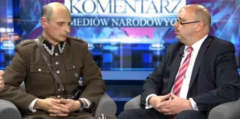 Jacek Perłowski kontra niemiecka gazeta: Wszyscy oczekujemy, aby polskie władze zareagowały [video]