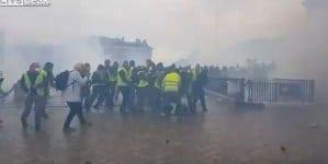 Francja: Zlikwidowano kilka obozów imigranckich na północy Paryża