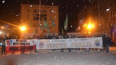 Po raz kolejny przeszedł marsz upamiętniający walki o Lwów i Przemyśl